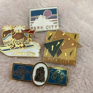 Jewelry - Park City Pins
